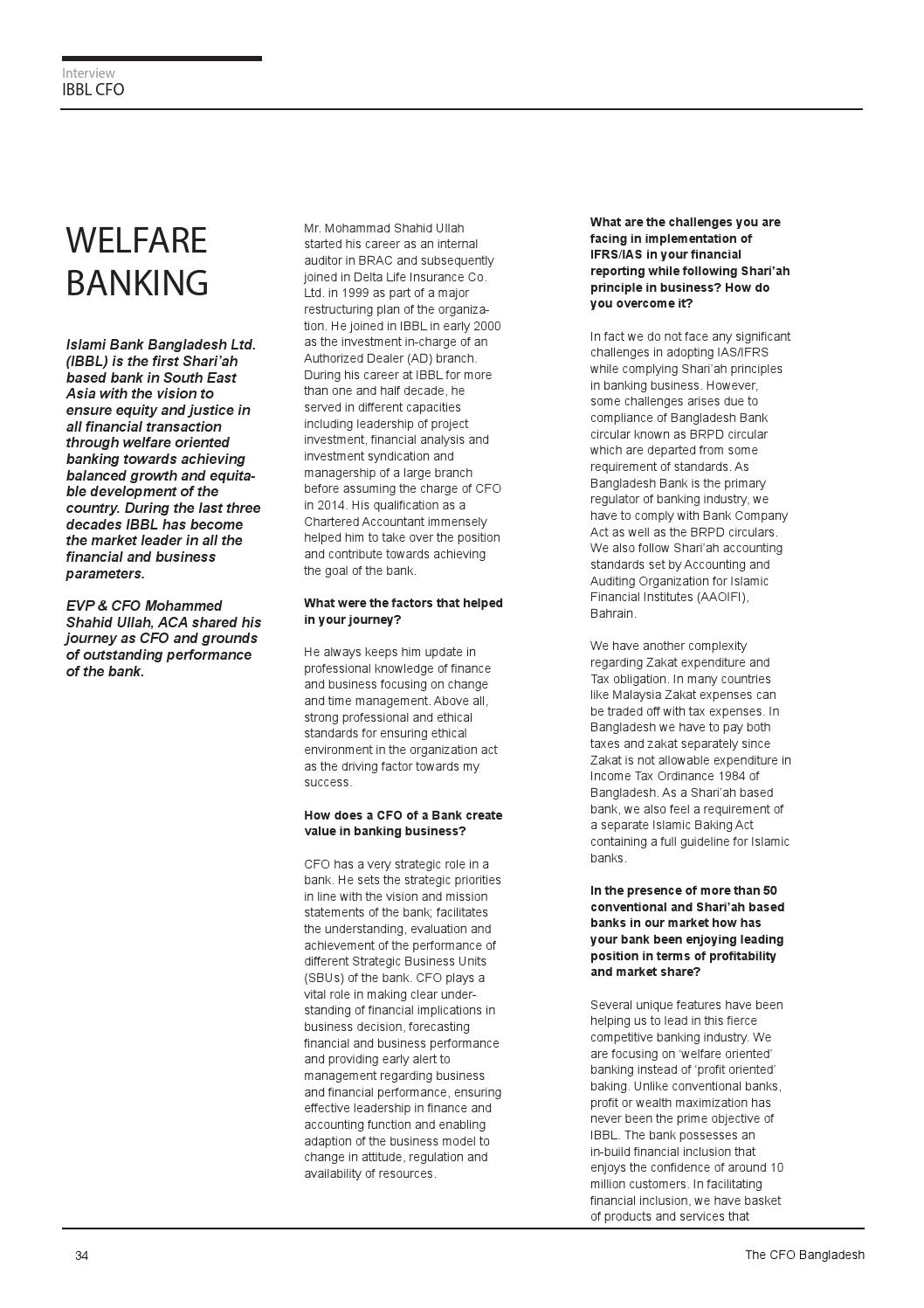 the cfo issue by cfo connect page  the cfo issue 1 by cfo connect page 34 issuu