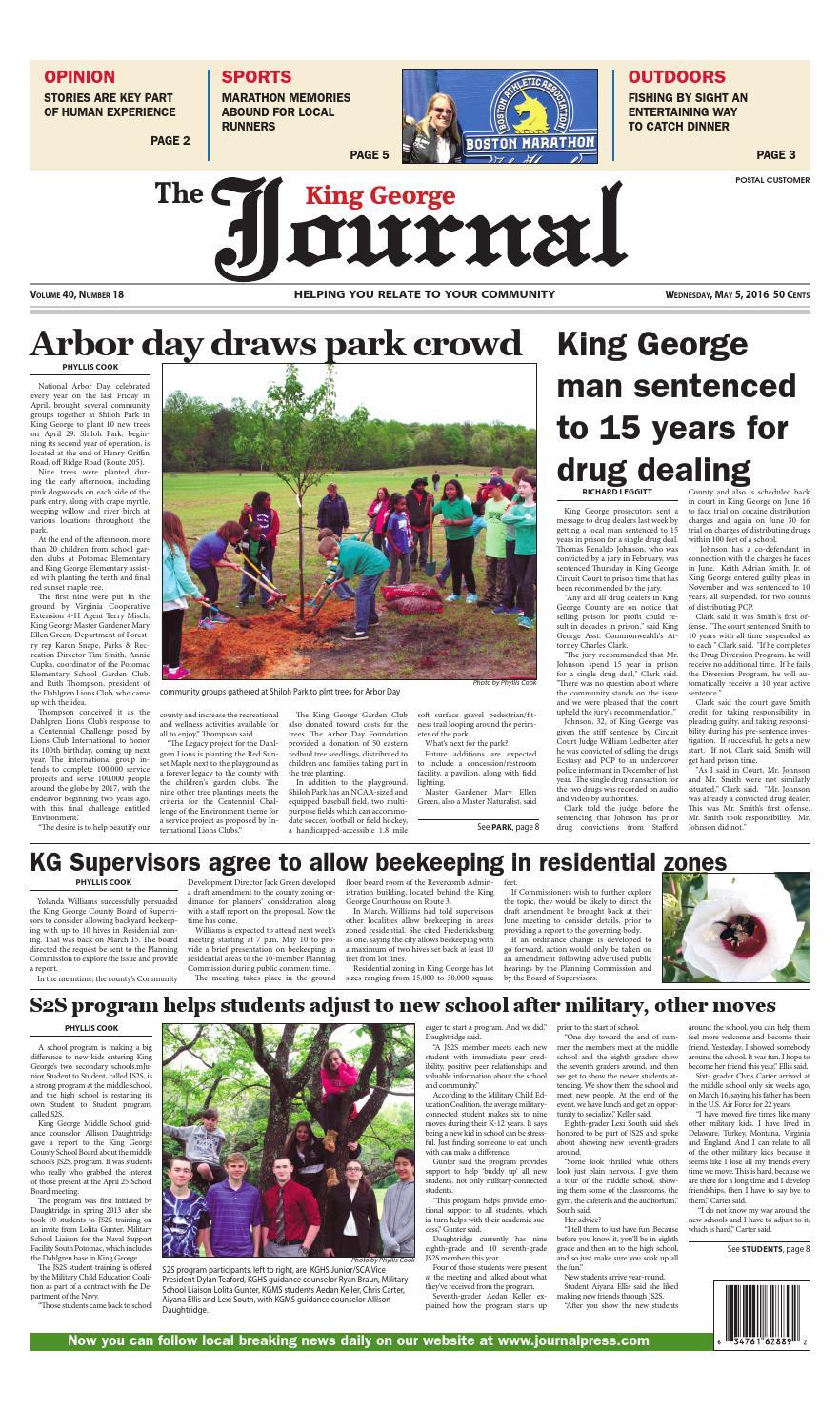 05 04 2016 king george journal by journalpressinc issuu