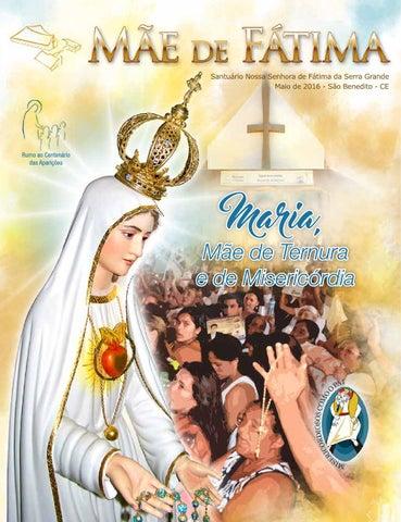 [Revista Mãe de Fátima – Maio de 2016]