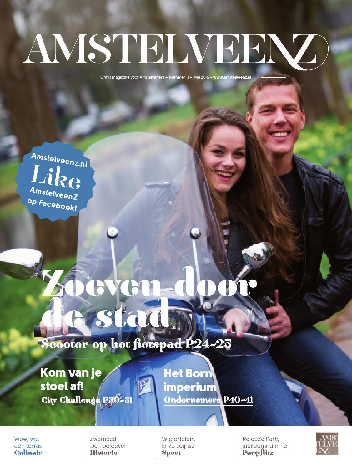 Amstelveenz magazine mei 2016 nr 11 by Amstelveenz.nl - issuu