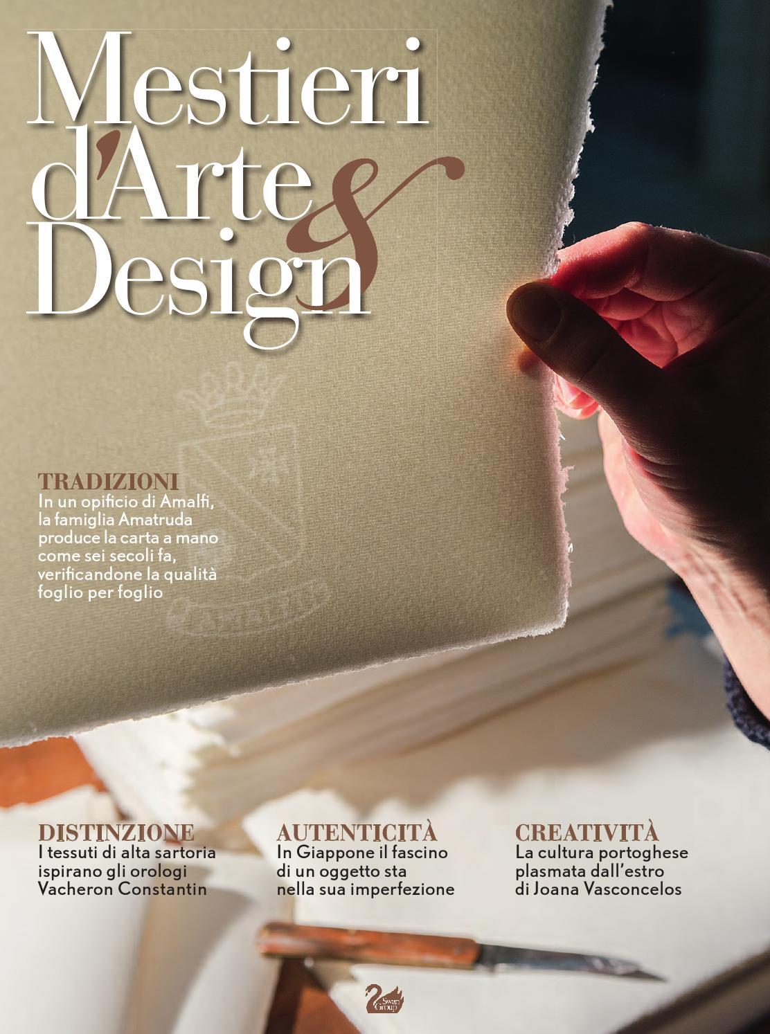 Mestieri d'arte e design 13 by fondazione cologni dei mestieri d ...