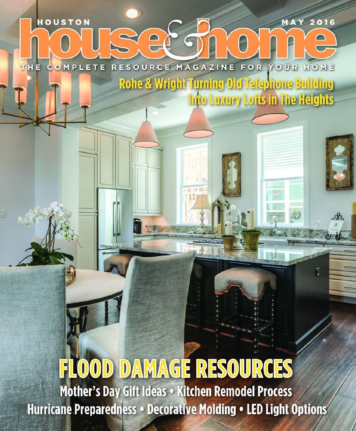 0516 Houhousehome Vir By Houston House & Home Magazine