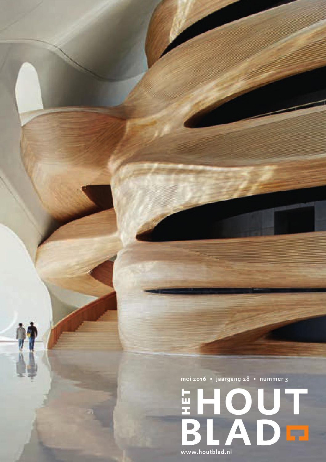 Het houtblad 3/2016 by het houtblad   issuu