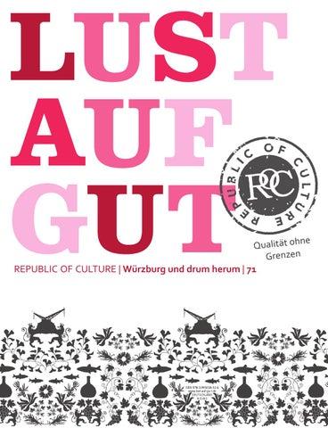 LUST AUF GUT Magazin | Würzburg Nr. 71