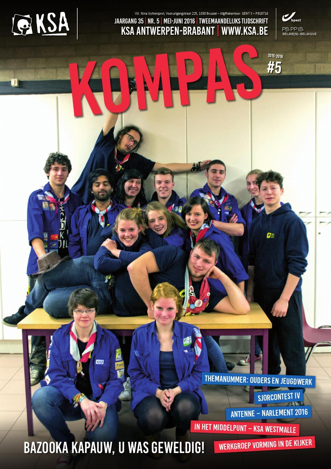 Het kompas woensdag week44 by wegener   issuu