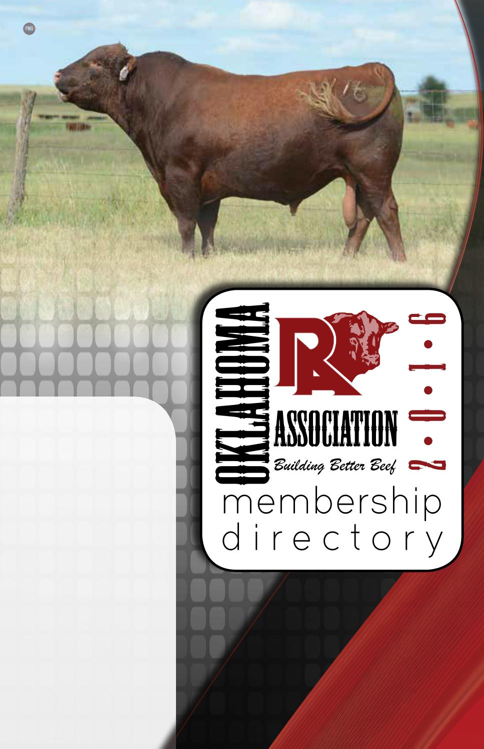 ok red angus association membership directory by focus 2016 ok red angus association membership directory by focus marketing group inc issuu