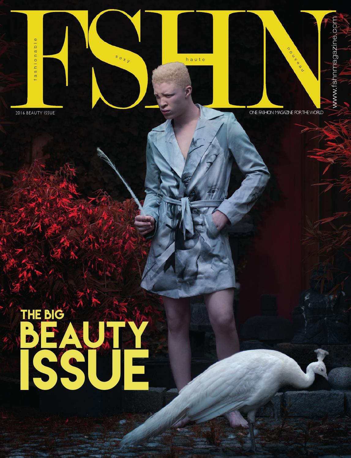 Fshn magazine // summer fashion issue 2016 by fshn magazine   issuu