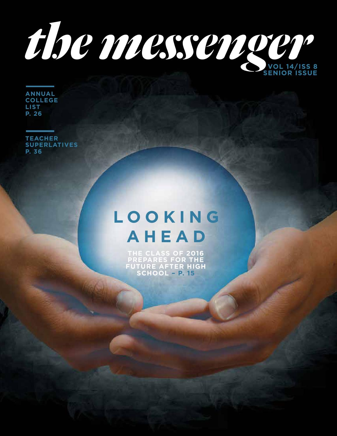 vol issue by the messenger issuu