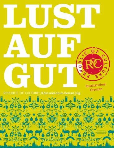 LUST AUF GUT Magazin | Köln Nr. 69