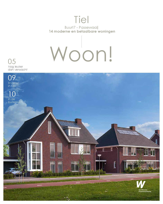 Woon!magazine: Den Bosch, Orthen-Links fase 1 by Van Wanrooij Bouw ...