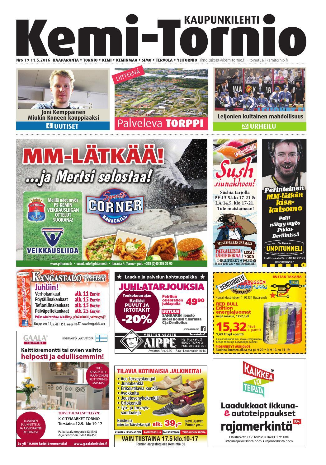 Tampereen säästö-tex oy kemijärvi