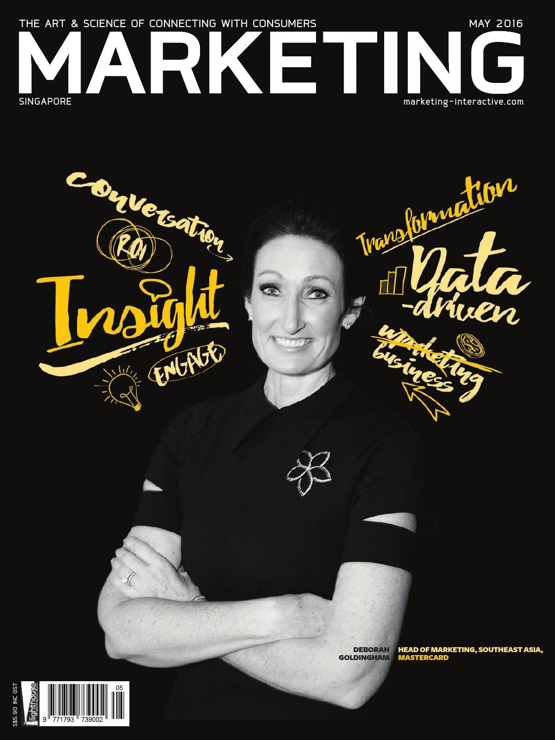 Marketing Magazine Sg May 2016 By Marketing Magazine