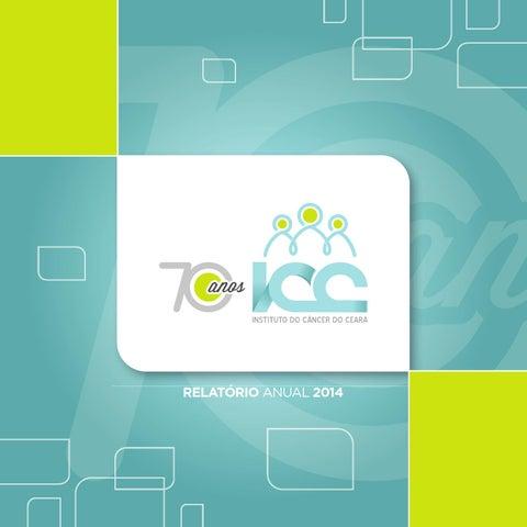 Relatório de Atividades ICC - Ano 2014