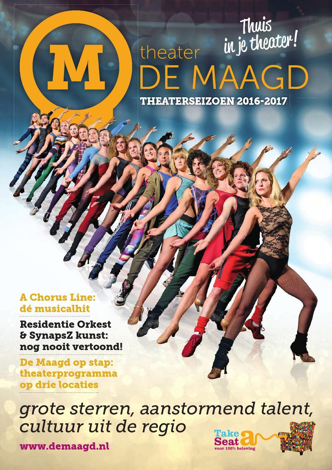 Maagdmagazine 2014 2015 by theater de maagd   issuu