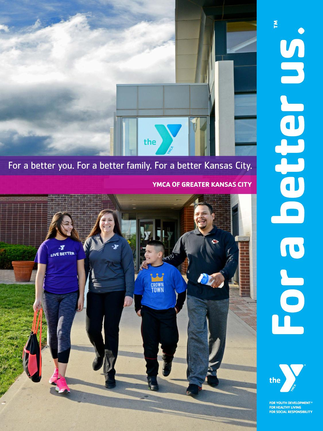 2015 Annual Report Ymca Of Greater Kansas City By Ymca