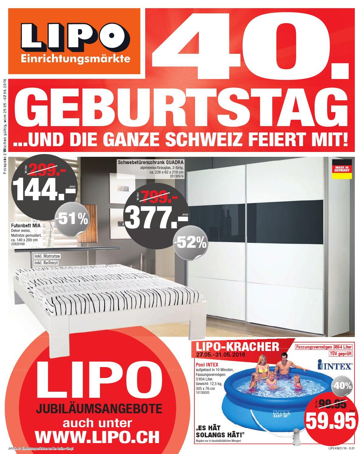 Lipo prospekt kw21 by sitesmedia issuu for Lipo schreibtisch