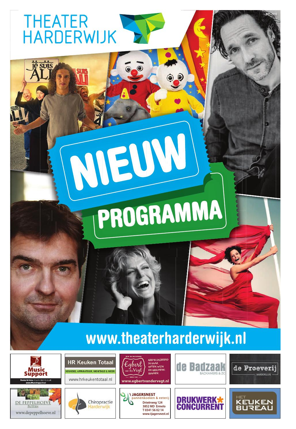 Theater hanzehof   seizoensbrochure 2015/2016 by theater hanzehof ...