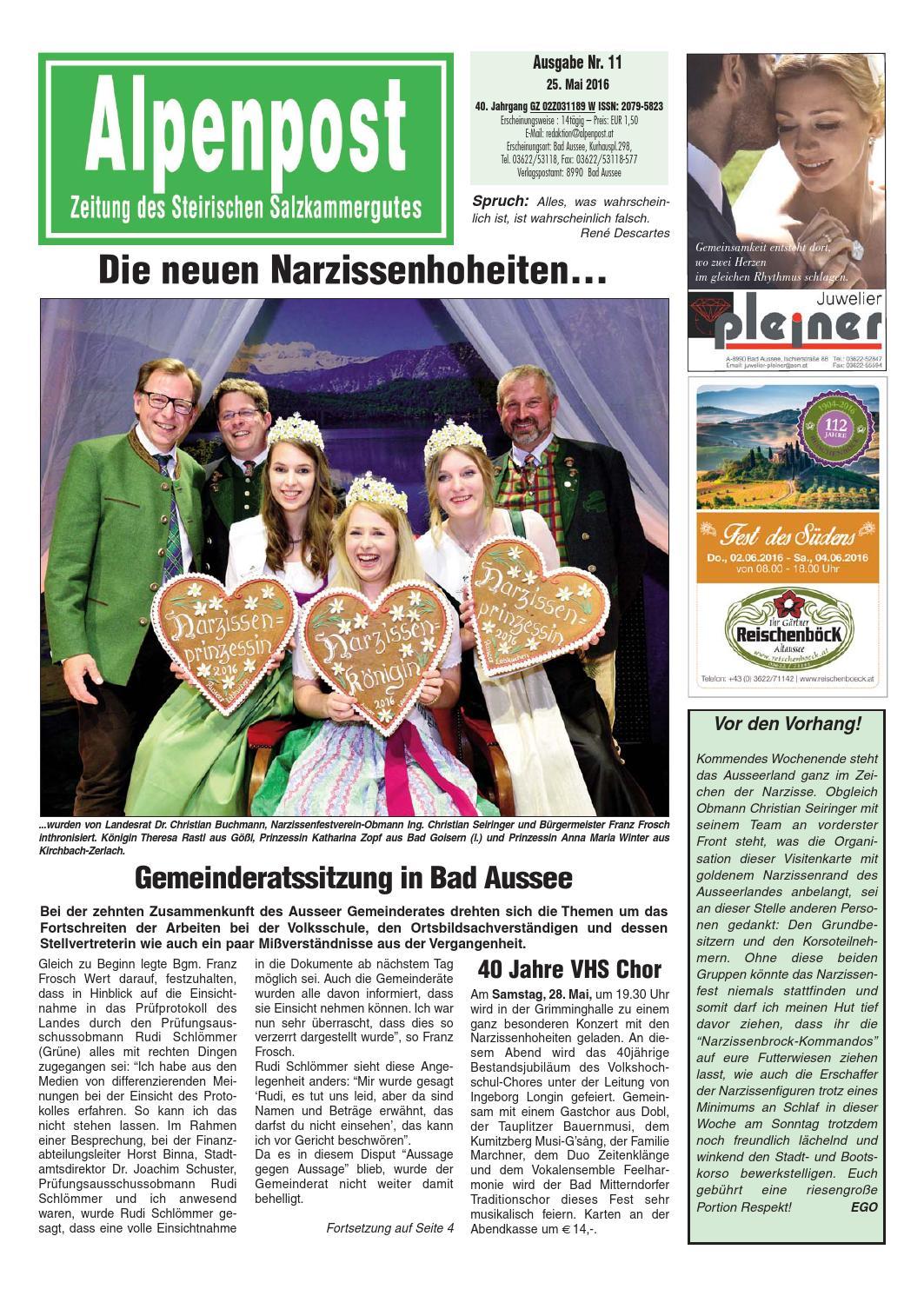 Alpenpost 11 2016 By Alpenpost Redaktion Issuu