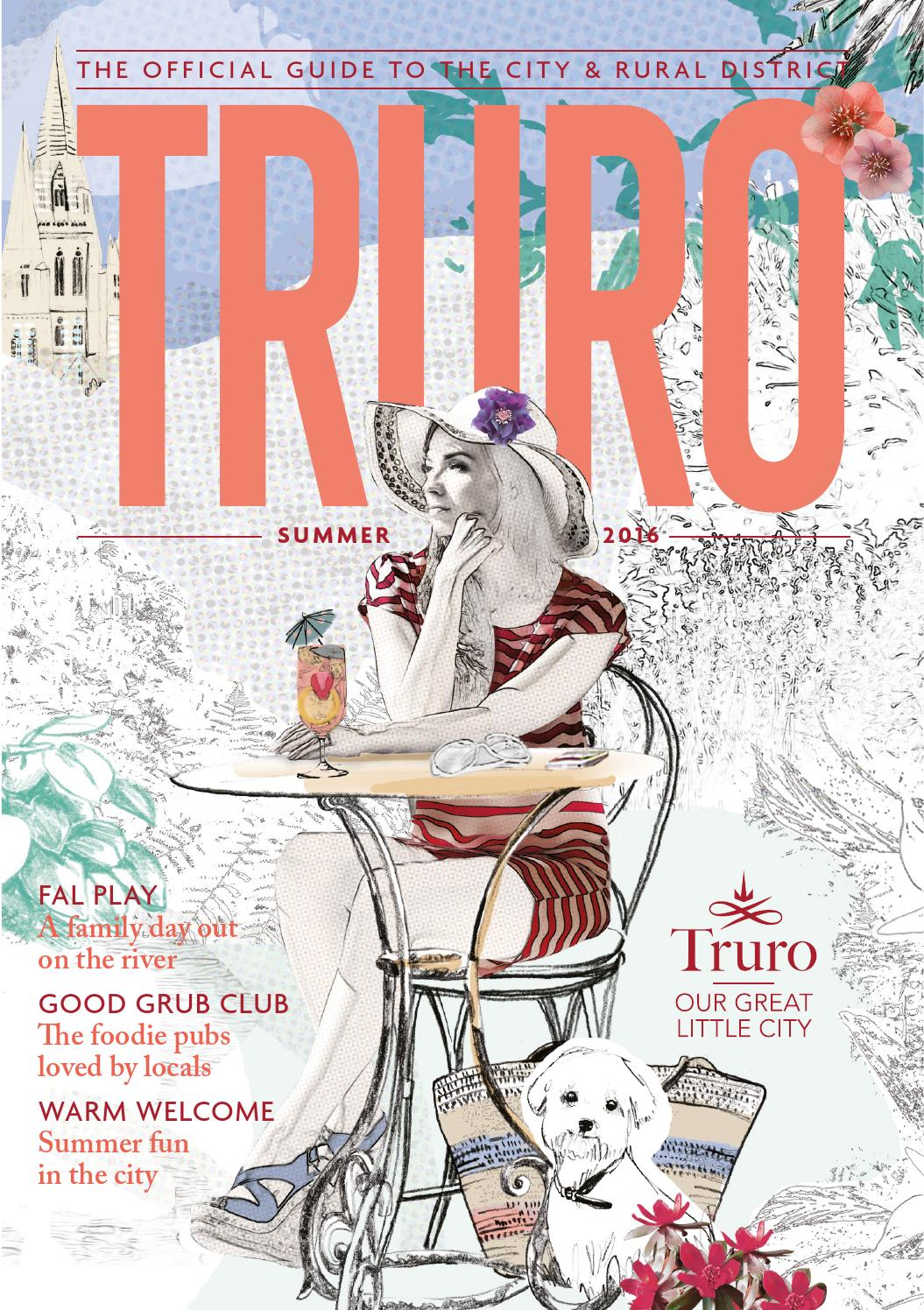 Truro Guide - Summer Issue 2016 by Visit Truro