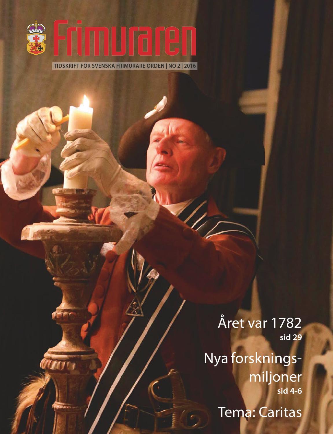 Frimuraren nummer 2 2012 by Svenska Frimurare Orden - issuu