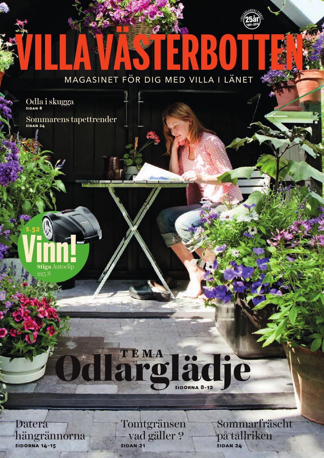 Hem & Villa-magasinet 2014 Stockholm by Vi i Villa - issuu