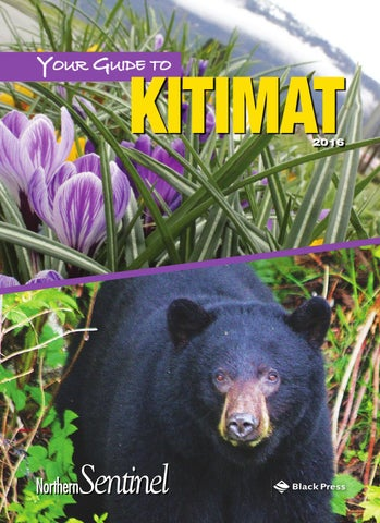 Your Guide to Kitimat