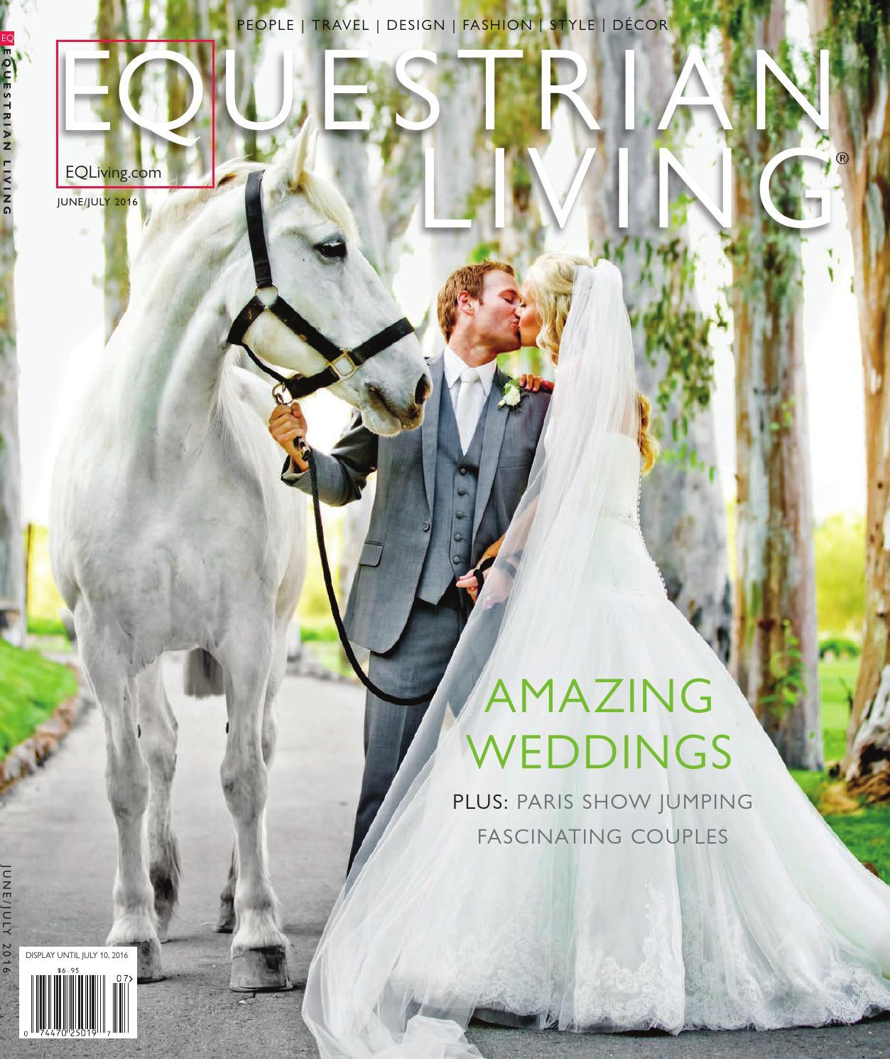 Equestrian Living - June/July 2016 | Tack room, Barn decor