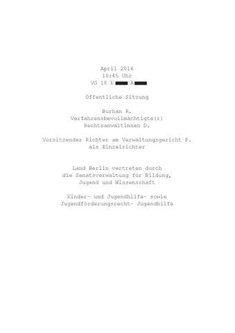 Refugees' Library Vol. 18 - Buhran, Afghanistan (deutsch)