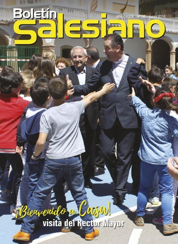 Boletín Salesiano Junio de 2016