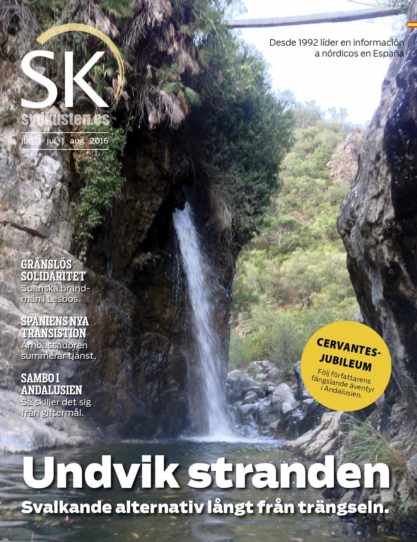 Jan 2015 by svenska magasinet, spanien   issuu