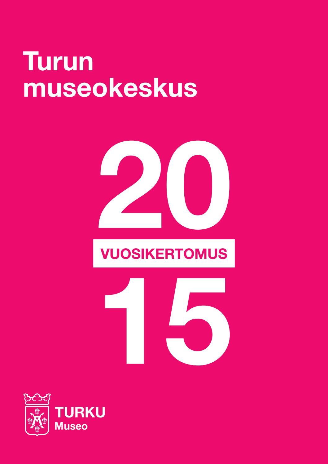 Turun museokeskus henkilökunta