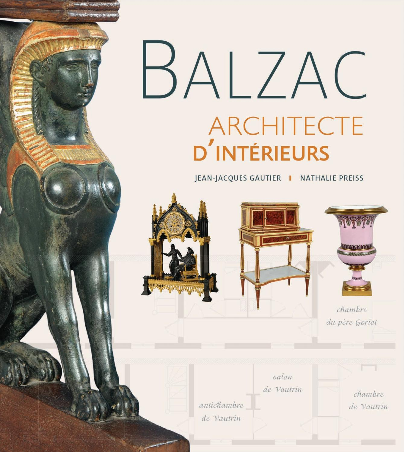 balzac architecte d 39 int rieurs extrait by somogy ditions d 39 art issuu. Black Bedroom Furniture Sets. Home Design Ideas