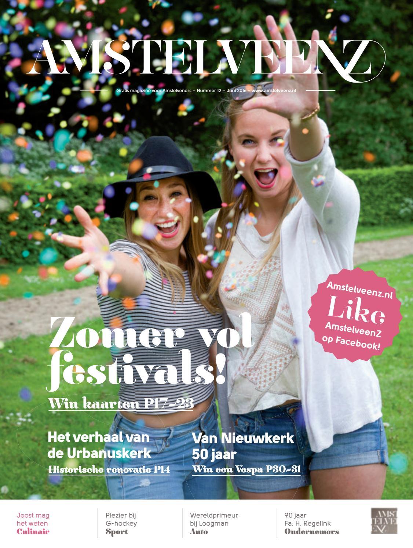 Amstelveenz magazine editie 12 juni by amstelveenz.nl   issuu