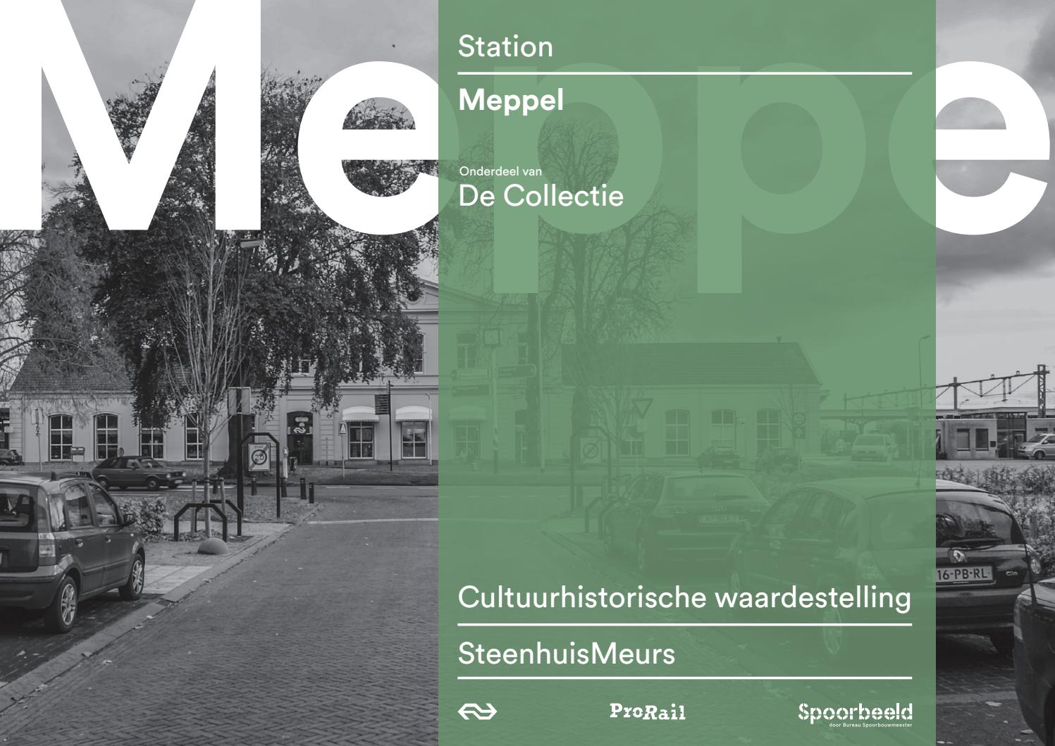 Waardestelling station meppel by stations   issuu