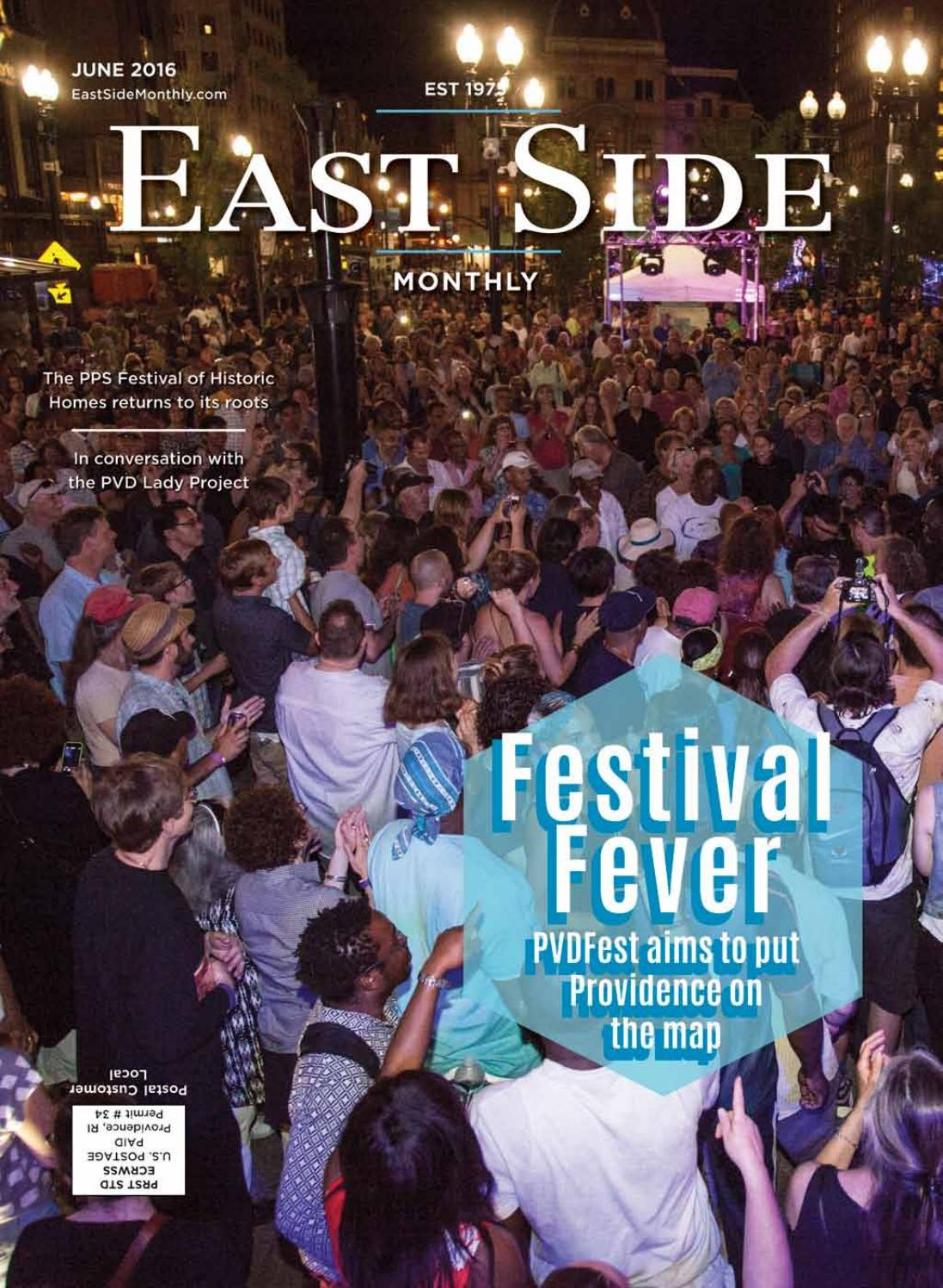 East Side Monthly August by Providence Media - issuu