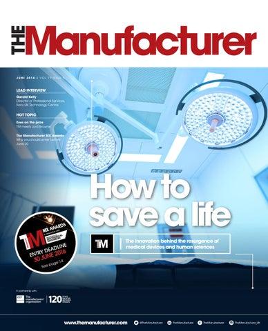 The Manufacturer June 2016