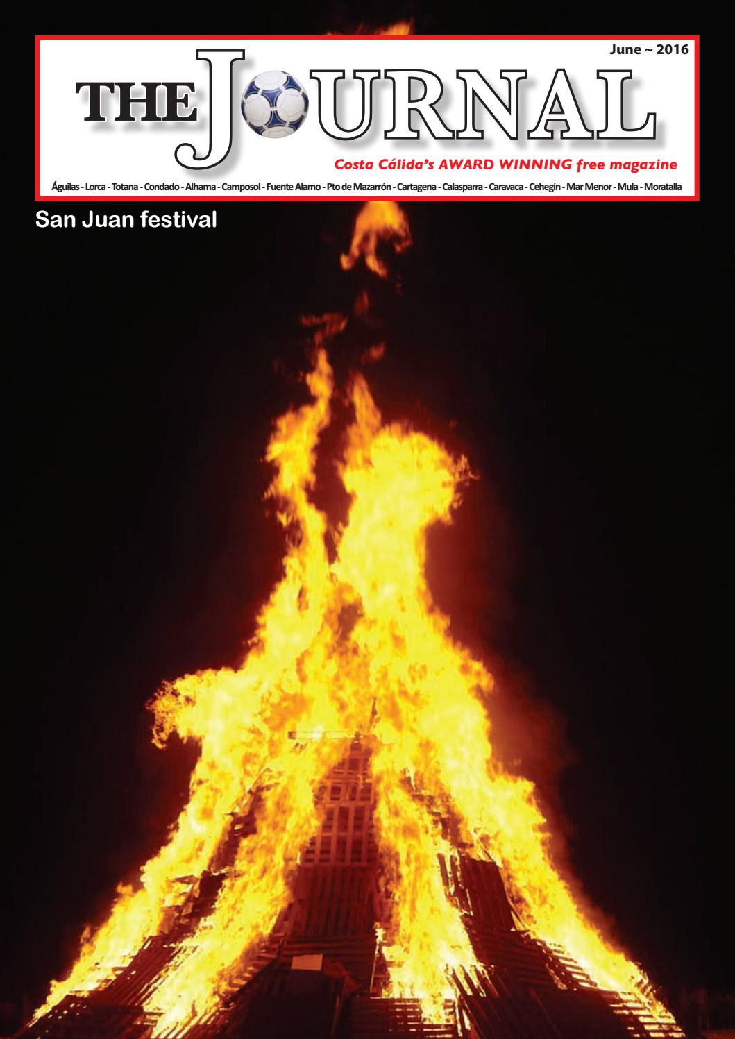 June magazine 2016 by the camposol district journal   issuu