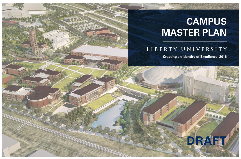 Liberty Universityn 2030 Master Plan By Chen Lu Issuu