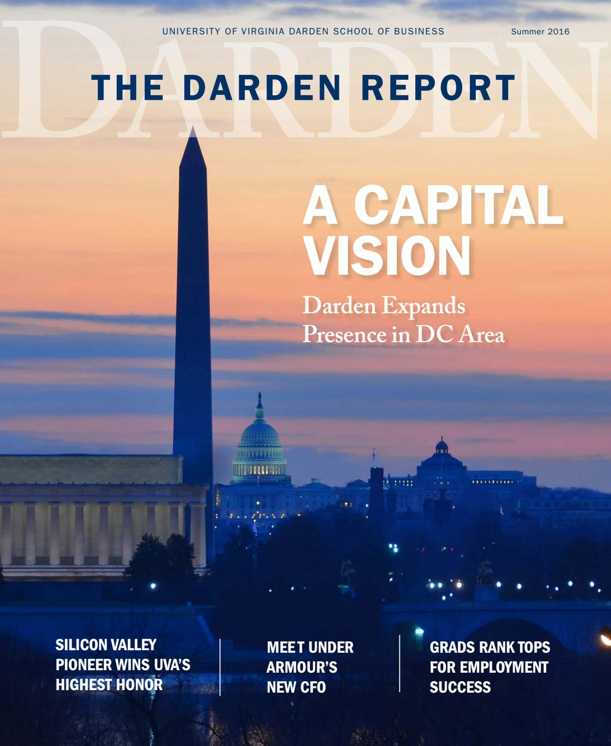 the darden report fall winter by darden school of business the darden report fall winter 2012 by darden school of business issuu