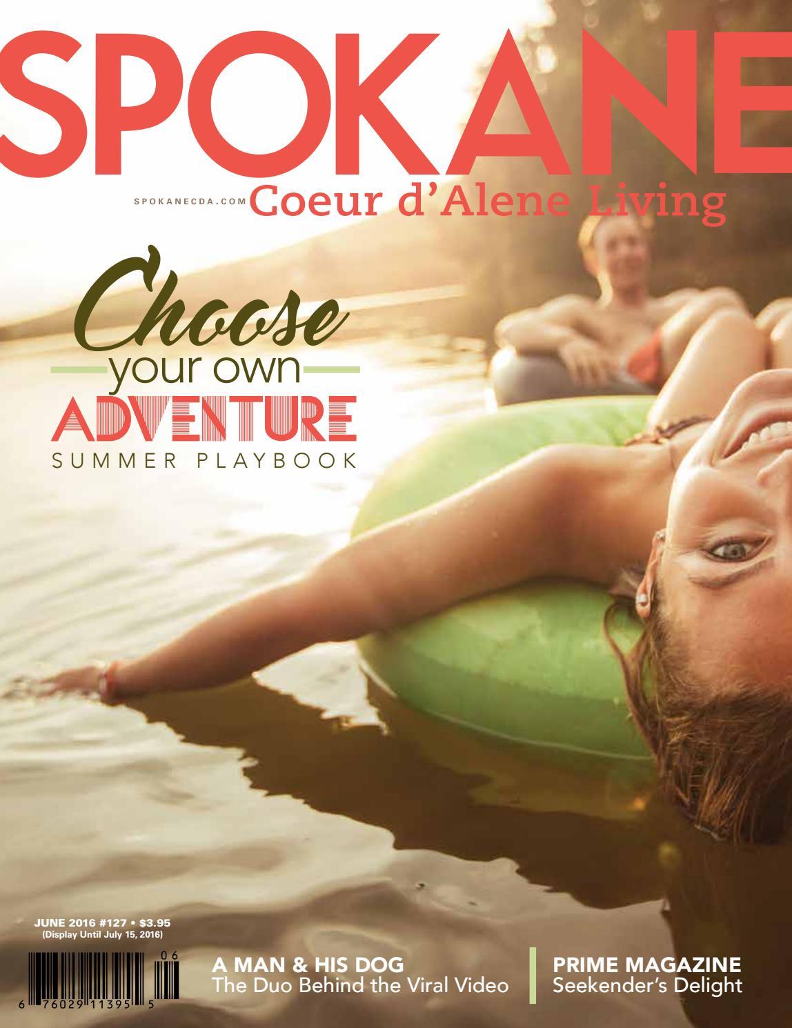 Spokane CDA Living June 2015 By Ksomday Issuu