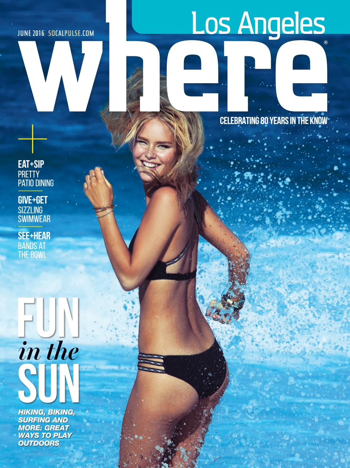 Where Los Angeles Magazine March 2016 by SoCalMedia - issuu