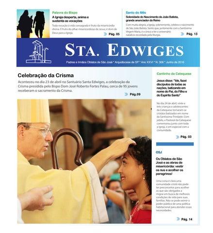 [Jornal Sta Edwiges (Junho/2016)]