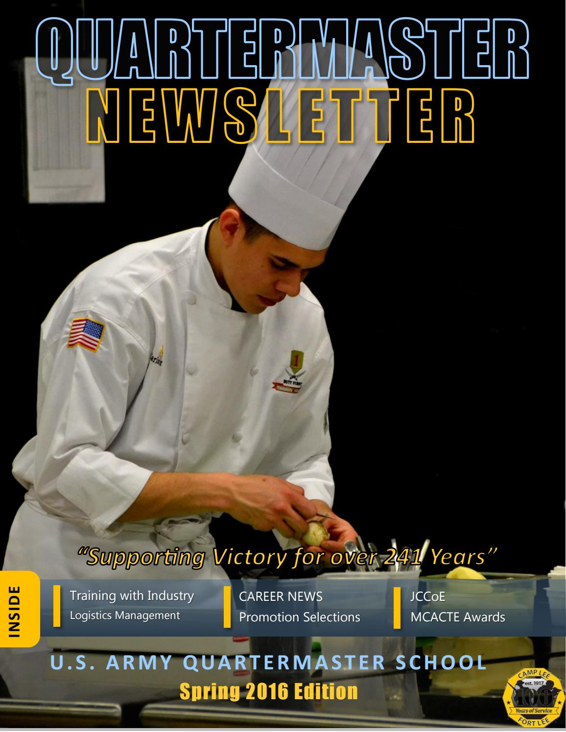 connection newsletter fall by us army quartermaster school connection newsletter fall 2015 by us army quartermaster school issuu
