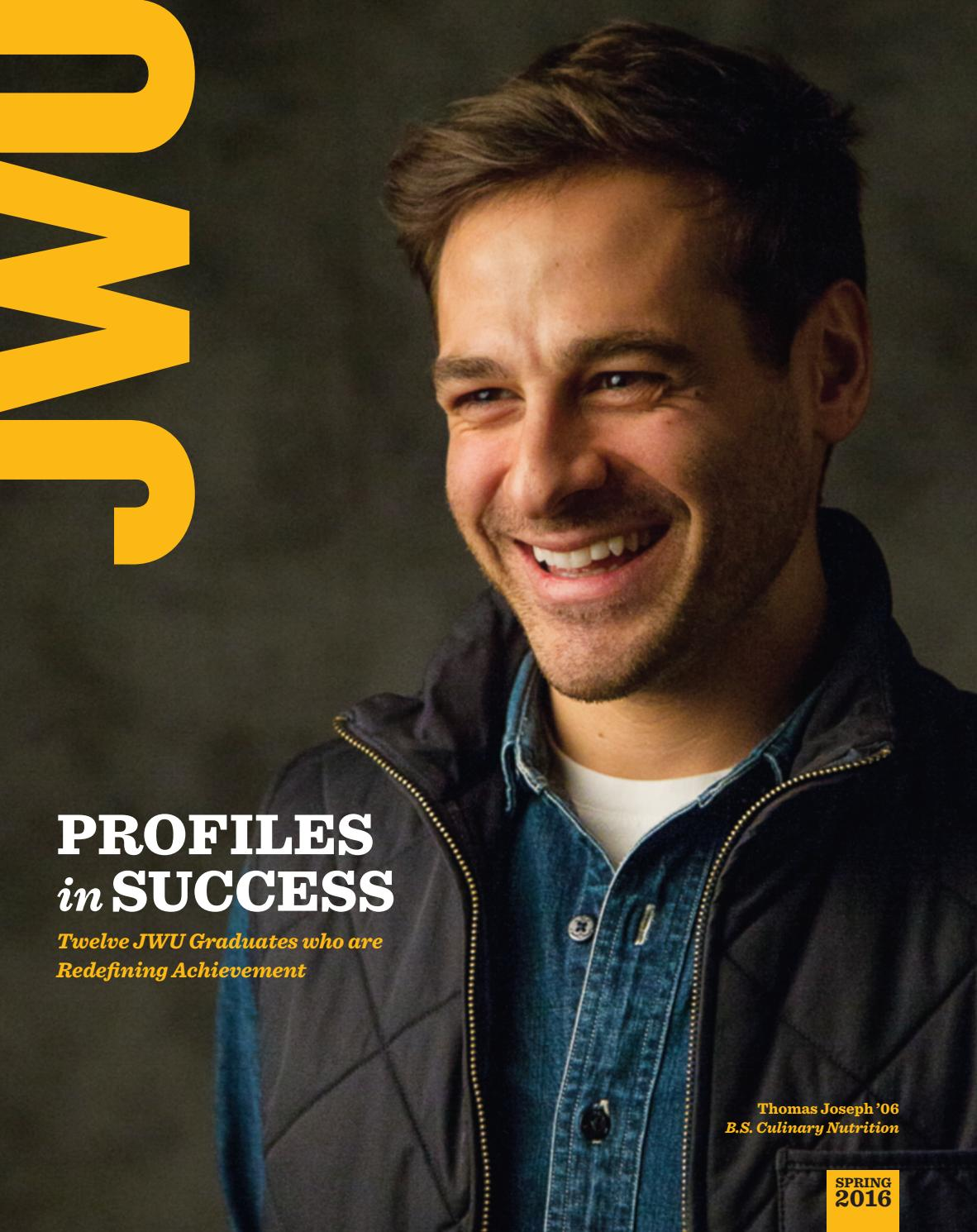 jwu magazine spring by johnson wales university issuu
