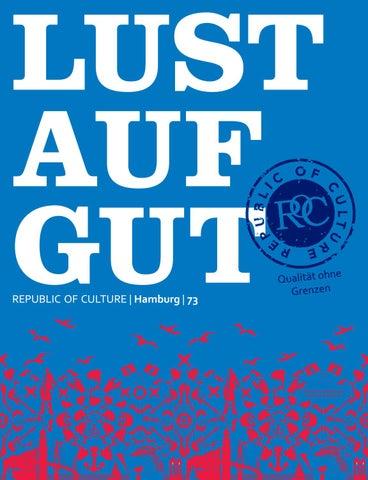 LUST AUF GUT Magazin | Hamburg Nr. 73