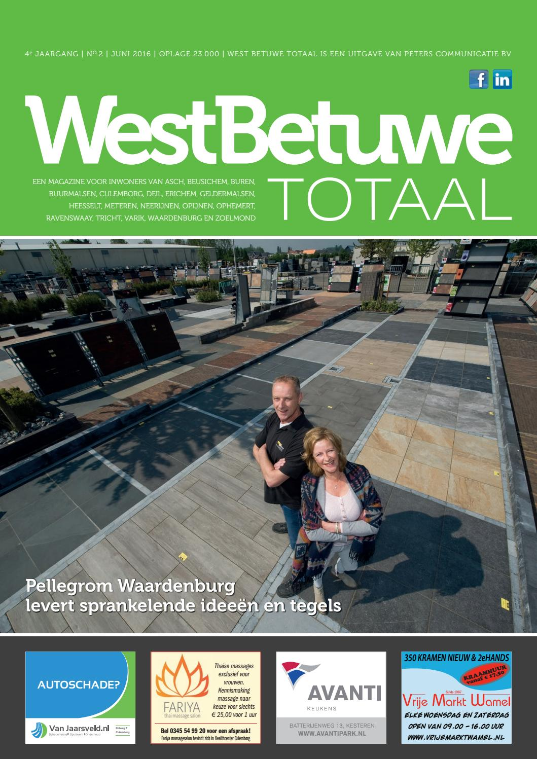 West betuwe totaal juni 2016 online by peters communicatie   issuu