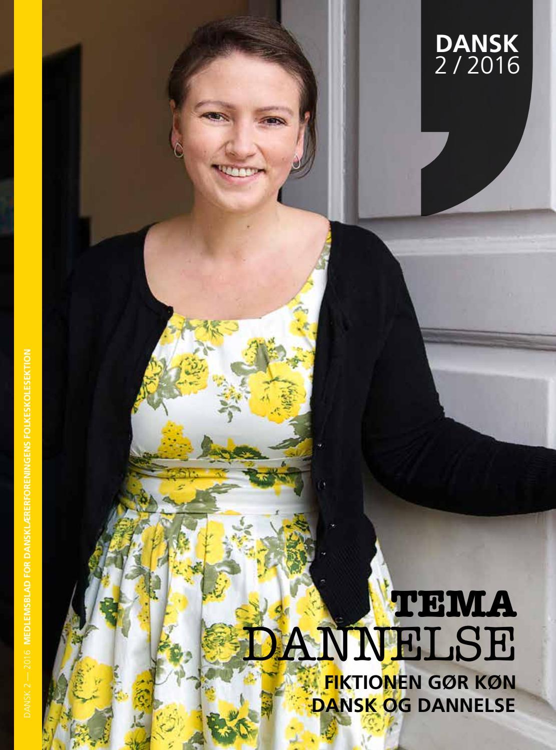 DANSK 4/2015 by Dansklærerforeningens Hus - issuu