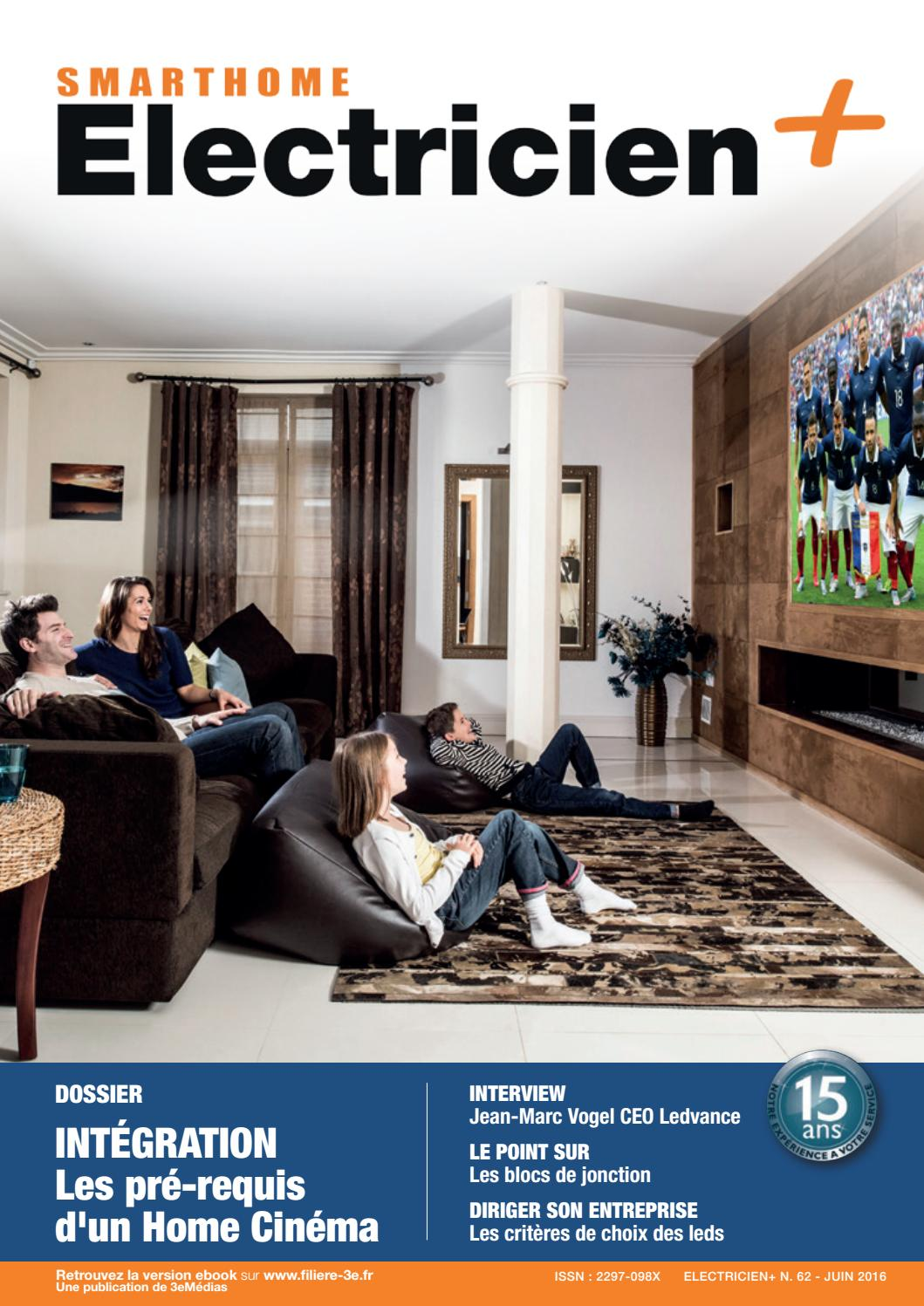 smarthome lectricien 62