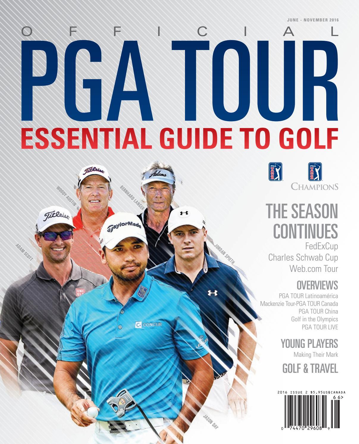 Pga Tour Essential Guide To Golf