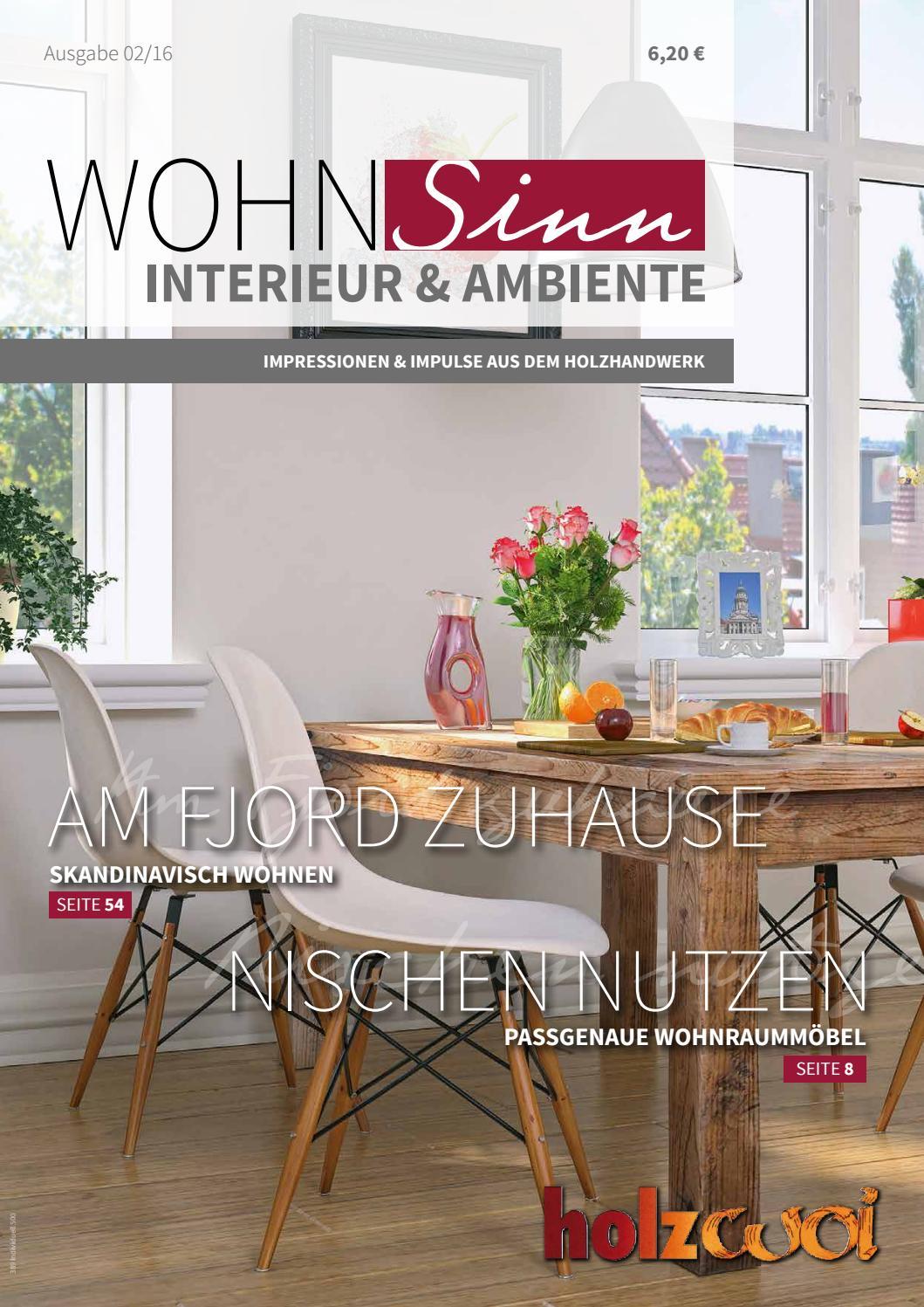 WohnSinn_Woisetschlaeger by TopaTeam AG - issuu
